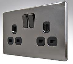 Bg Screwless Flatplate Switches And Sockets