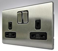 Mk Aspect Switches And Sockets At Gil Lec Electrical