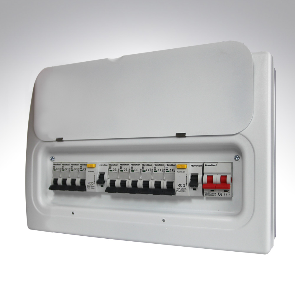 Consumer Units From Hager Wylex Chint Bg Amp Crabtree