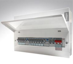 Consumer Units Rcbos Mcbs Amp Rcds From Hager Wylex Mk