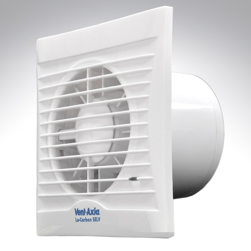 Vent Axia Silhouette  Vent Axia Extractor Fans. Ventilation Extractor Fan