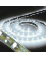 LED Flexible Strip White 12v DC x1m