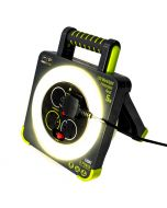 BG Electrical WLU05134SL LED Work Light Extension Reel