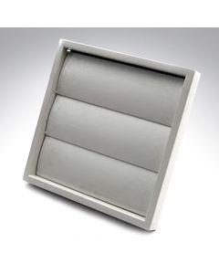 4 Inch Gravity Grille White