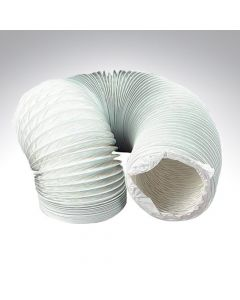 4 Inch PVC Ducting x 3m