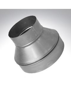 Six - Four Inch Metal Reducer