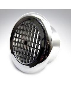 Internal Circular Grille 6 Inch 2150C Chrome