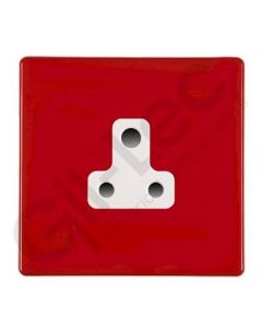 Hartland CFX Red  Unswitched Socket 1 Gang 5a