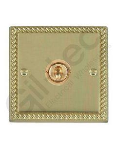 Polished Brass Dolly Switch Intermediate