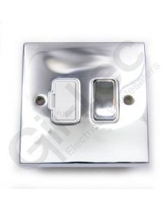 Polished Chrome Switched Connection Unit 13A