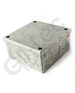 Adaptable Steel Box 225x225x75mm