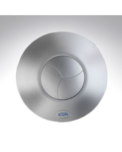 Airflow Icon 15 Silver Cover