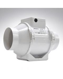 Airflow Aventa 4 Inch Inline Fan + Timer