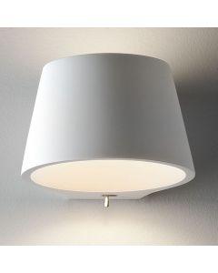 Astro 1155001 Koza Wall Light Plaster