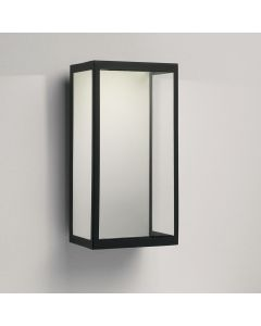 Astro 1199001 Puzzle LED Wall Light Textured Black