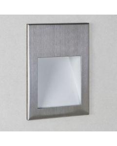 Astro 1212006 Borgo 90 LED Marker Light Brushed Stainless Steel
