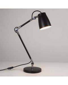 Astro 1224006 Atelier Desk Base Table Light Matt Black