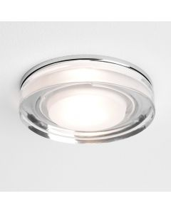 Astro 1229003 Vancouver Round Recessed Spot Light Polished Chrome