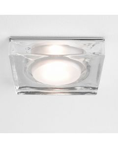 Astro 1229004 Vancouver Square Recessed Spot Light Polished Chrome