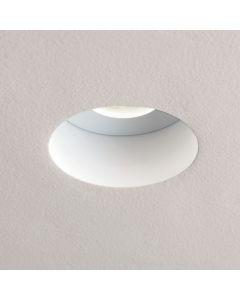 Astro 1248001 Trimless 12v Recessed Spot Light Matt White