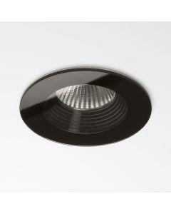 Astro 1254016 Vetro Round Recessed Spot Light Black