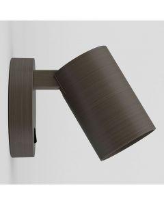Astro 1286009 Ascoli Single Switched Reading Light Bronze
