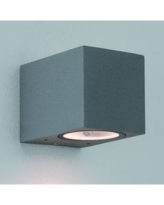 Astro 1310007 Chios 80 Wall Light Textured Grey