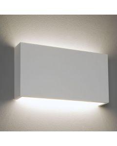 Astro 1325005 Rio 325 LED 2700K Wall Light Plaster