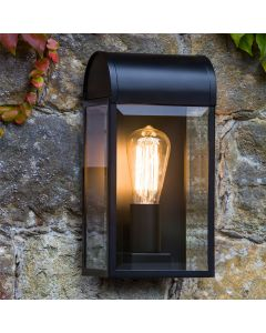 Astro 1339001 Newbury Wall Light Textured Black