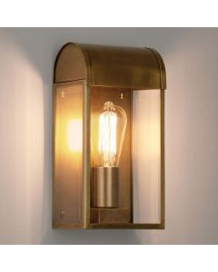 Astro 1339003 Newbury Wall Light Antique Brass