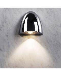 Astro 1348001 Orpheus LED Marker Light Polished Chrome