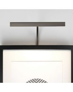 Astro 1374003 Mondrian 300 Frame Mounted LED Picture Light Bronze