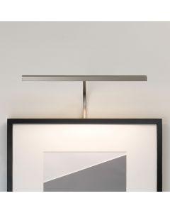 Astro 1374007 Mondrian 400 Frame Mounted LED Picture Light Matt Nickel