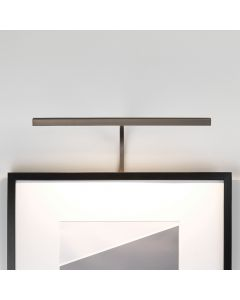 Astro 1374008 Mondrian 400 Frame Mounted LED Picture Light Bronze