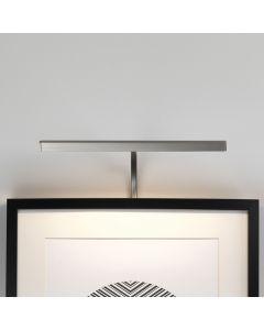 Astro 1374011 Mondrian 300 Frame Mounted LED Picture Light Matt Nickel