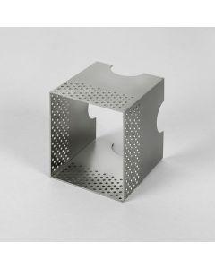 Astro 6013002 Wall Box - Borgo 90 Bright Zinc Plated