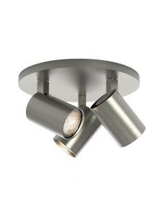 Astro 1286012 Ascoli Triple Round Matt Nickel
