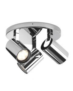 Astro 1393005 Aqua Triple Round Polished Chrome