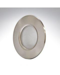 Satin Nickel Bezel for Enlite E8 LED Downlight EN-BZE8SN