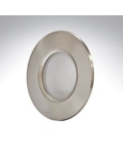 Satin Nickel Bezel for Enlite E5 LED Downlight EN-BZE5SN