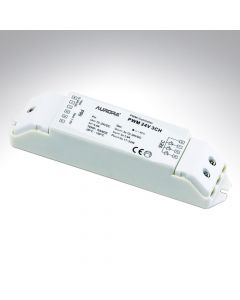 LED Dimmable Control Unit 3CH 24v