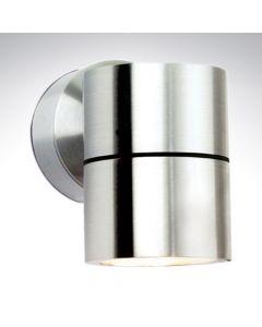 Aluminium 240v Fixed Wall Light