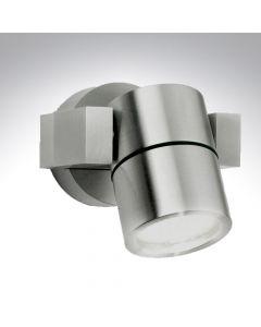 Aluminium 240v Adjustable Wall Light