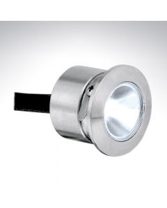 Mini Round LED Marker Light IP68 Warm