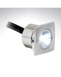 Mini Square LED Marker Light IP68