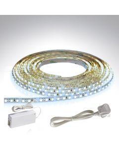5m Plug & Play LED Strip Kit Cool White