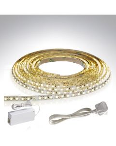 5m Plug & Play LED Strip Kit Warm White