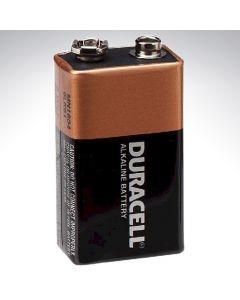 Duracell Battery Alkaline 9V Ref 75051888
