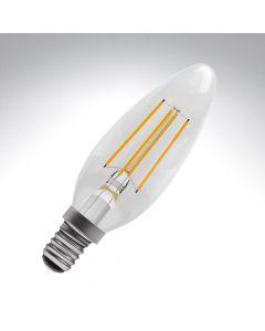 Bell 4W SES Filament LED Candle Bulb
