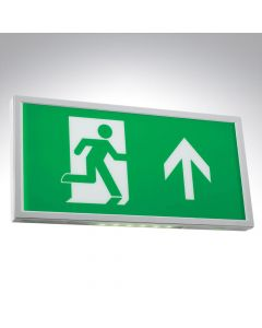 Bell Slim Emergency LED Exit Wall Sign